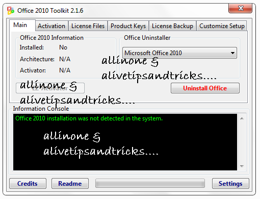 microsoft office 2010 activator automatic